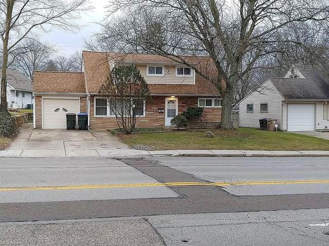 304 Graham Road, Cuyahoga Falls, OH 44223 (MLS #4255902) :: Select Properties Realty