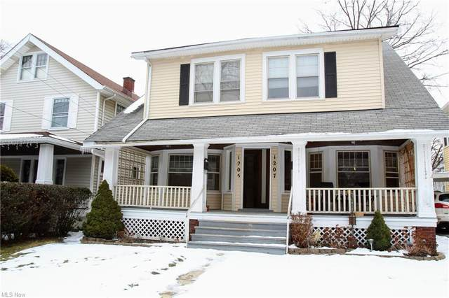 1205 Saint Charles Avenue, Lakewood, OH 44107 (MLS #4255991) :: TG Real Estate