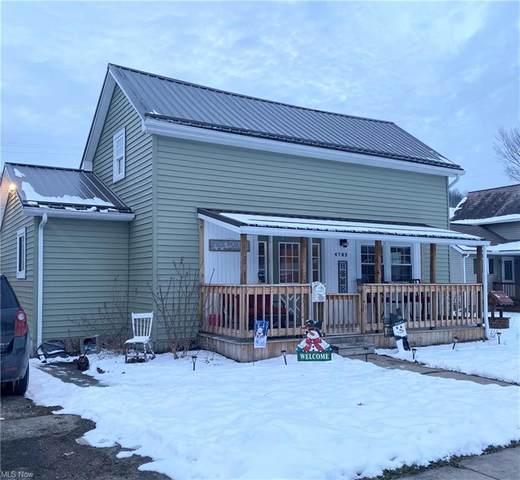 4783 Rutledge Street, Dennison, OH 44621 (MLS #4256042) :: The Art of Real Estate