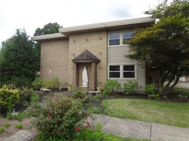1401 Moncrest Drive NW, Warren, OH 44485 (MLS #4256142) :: Krch Realty