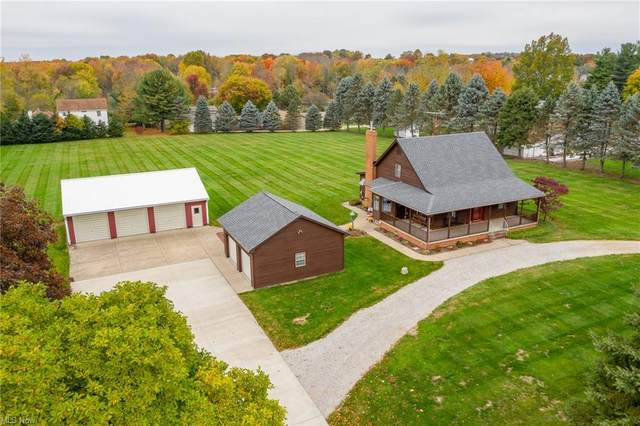 7875 Market Avenue N, Canton, OH 44721 (MLS #4256156) :: The Holden Agency
