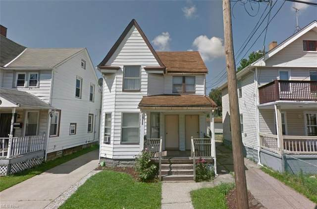 2062 W 105 Street, Cleveland, OH 44102 (MLS #4256166) :: The Holden Agency