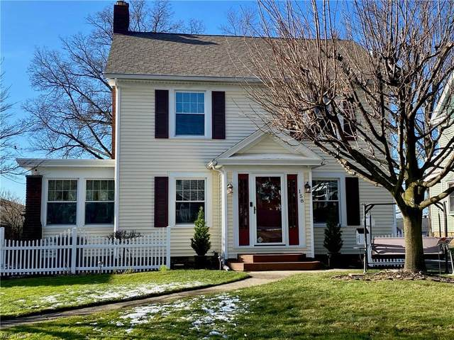 158 Hartzell Avenue, Niles, OH 44446 (MLS #4256189) :: Krch Realty