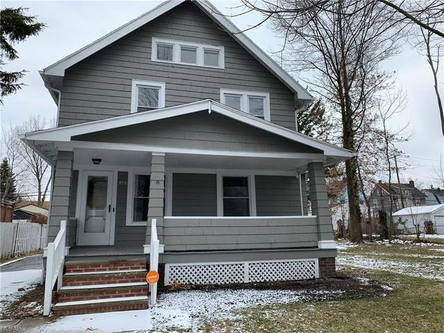 923 Nela View Road, Cleveland Heights, OH 44112 (MLS #4256272) :: RE/MAX Edge Realty