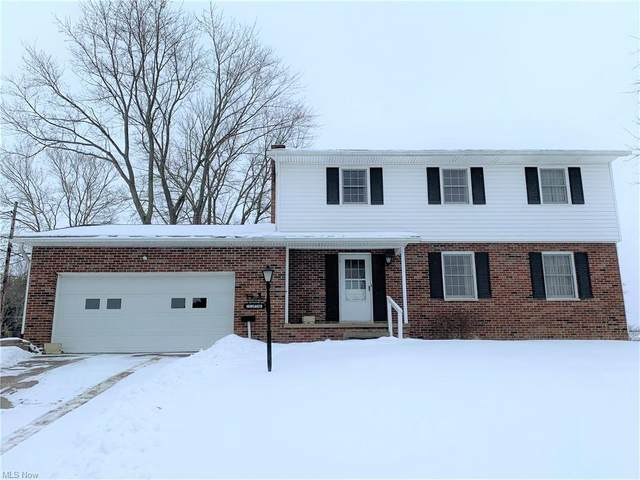 702 E Paradise Street, Orrville, OH 44667 (MLS #4256394) :: Keller Williams Legacy Group Realty