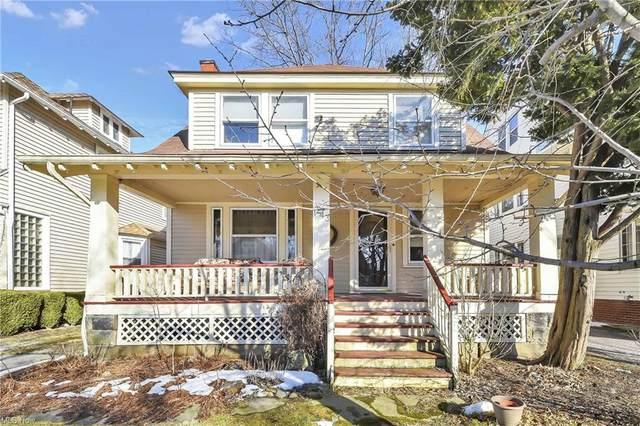 1243 Marlowe Avenue, Lakewood, OH 44107 (MLS #4256509) :: RE/MAX Trends Realty