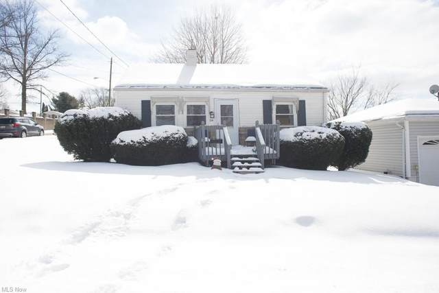 314 E Paige Avenue, Barberton, OH 44203 (MLS #4256627) :: RE/MAX Trends Realty