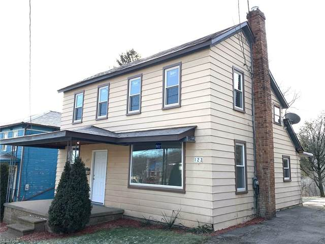 123 W Main Street, Salineville, OH 43945 (MLS #4256683) :: RE/MAX Trends Realty