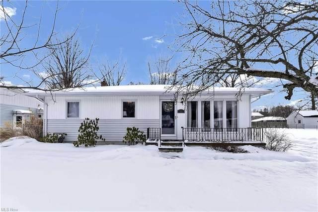 93 Aaron Street, Berea, OH 44017 (MLS #4256702) :: The Holden Agency