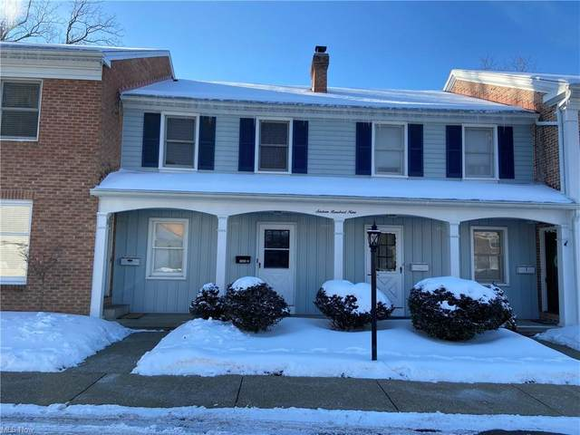 1609 S Main Street #22, North Canton, OH 44709 (MLS #4256718) :: The Holden Agency