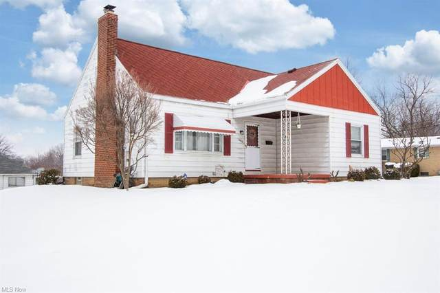 1403 39th Street NW, Canton, OH 44709 (MLS #4256760) :: Krch Realty