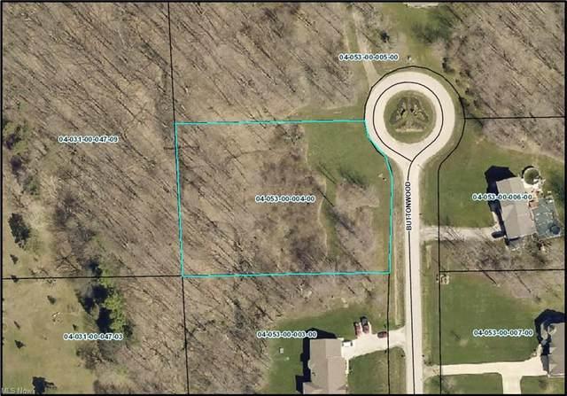 Buttonwood Lane, Ashtabula, OH 44004 (MLS #4257132) :: Keller Williams Chervenic Realty