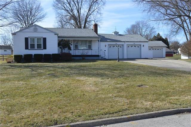 4626 Canterbury Lane, Youngstown, OH 44512 (MLS #4257136) :: Keller Williams Chervenic Realty