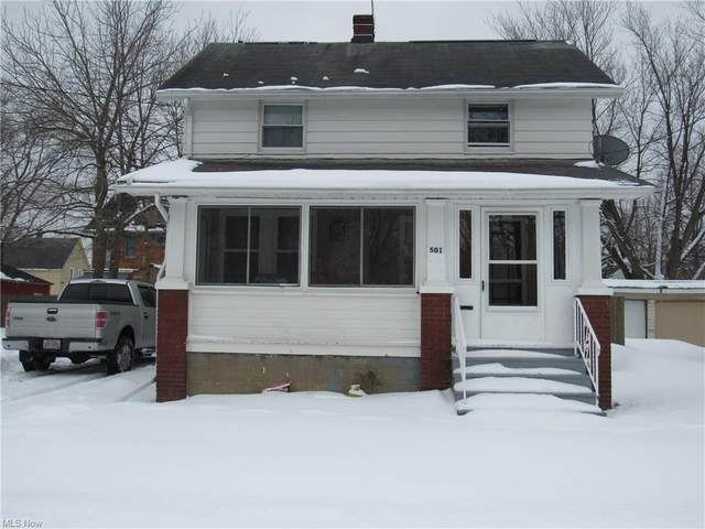 501 W 25th Street, Lorain, OH 44052 (MLS #4257158) :: RE/MAX Trends Realty