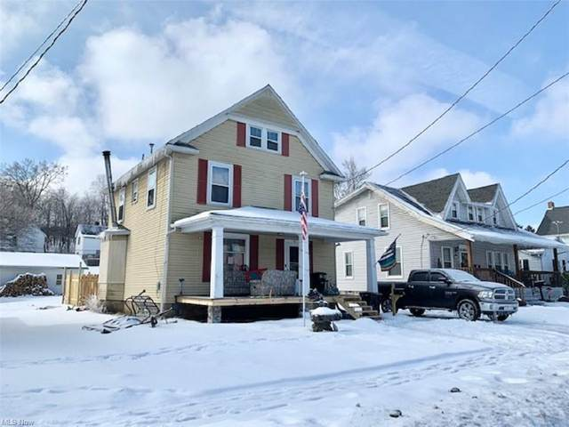 451 Alice Street, East Palestine, OH 44413 (MLS #4257196) :: The Holden Agency