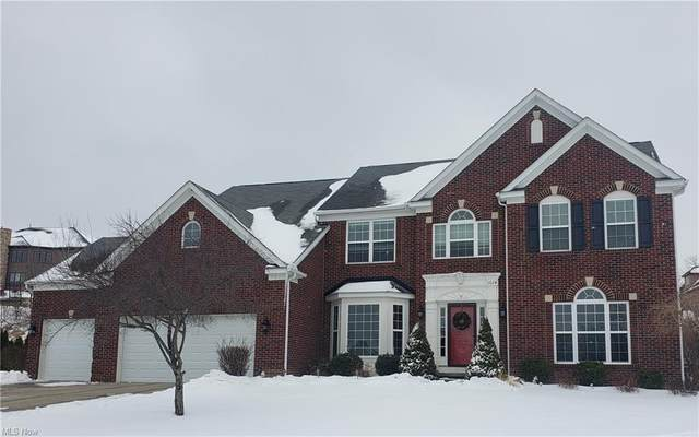 1024 Dalby Circle, Uniontown, OH 44685 (MLS #4257241) :: RE/MAX Trends Realty