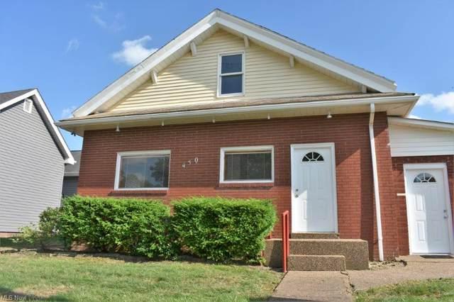 450 Main Street, Steubenville, OH 43953 (MLS #4257256) :: Tammy Grogan and Associates at Cutler Real Estate