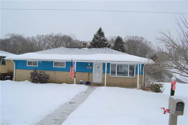 301 Frostview Drive, Wintersville, OH 43953 (MLS #4257307) :: Tammy Grogan and Associates at Cutler Real Estate