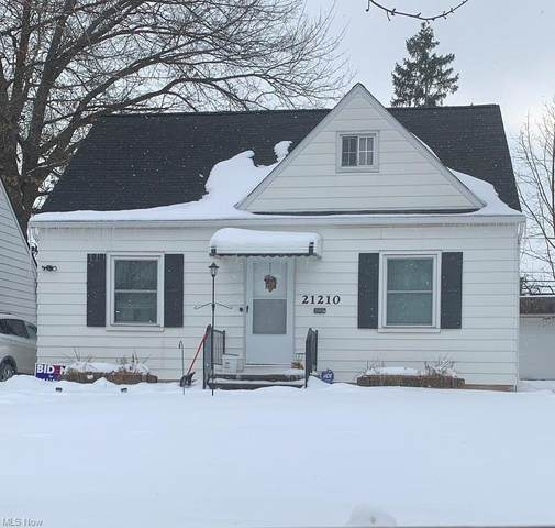 21210 Gardenview, Maple Heights, OH 44137 (MLS #4257313) :: Krch Realty