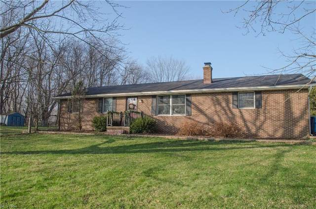 857 NW Leaver Road, Canal Fulton, OH 44614 (MLS #4257349) :: The Holden Agency