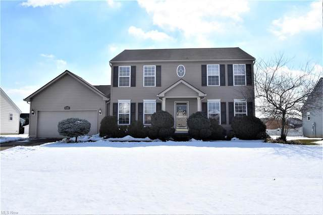 38295 Springdale Drive, North Ridgeville, OH 44039 (MLS #4257428) :: The Art of Real Estate