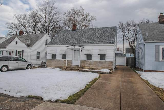 4395 W 56th Street, Cleveland, OH 44144 (MLS #4257539) :: Krch Realty