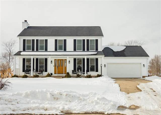 2310 Tiffin Circle SE, Massillon, OH 44646 (MLS #4257570) :: Krch Realty