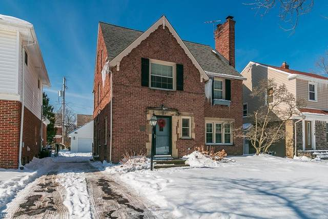 2448 Channing, University Heights, OH 44118 (MLS #4257657) :: Krch Realty