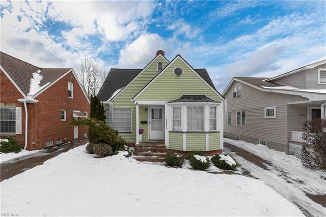 4932 E 110th Street, Garfield Heights, OH 44125 (MLS #4257751) :: Select Properties Realty