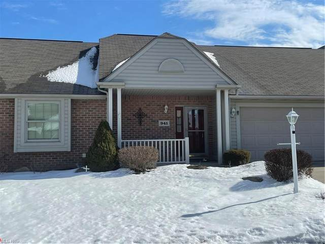 941 Amundsen Drive, Canal Fulton, OH 44614 (MLS #4257856) :: The Holden Agency