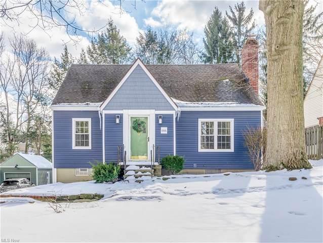 666 Upper Merriman Drive, Akron, OH 44303 (MLS #4257901) :: TG Real Estate