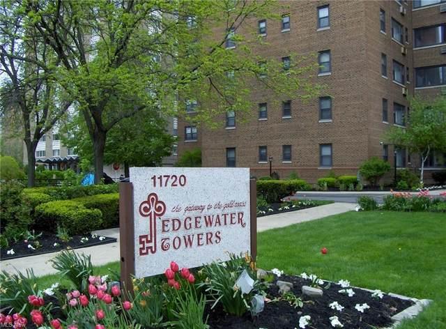 11720 Edgewater Drive #405, Lakewood, OH 44107 (MLS #4257902) :: TG Real Estate