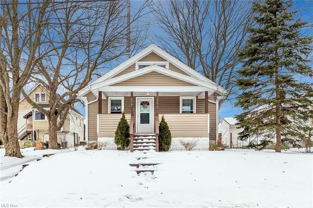 374 E Lake Avenue, Barberton, OH 44203 (MLS #4257941) :: Select Properties Realty