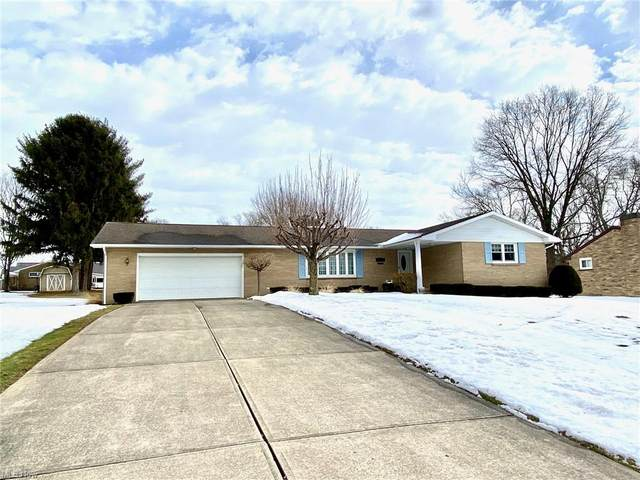 10120 Riceland Avenue, Magnolia, OH 44643 (MLS #4257986) :: Keller Williams Chervenic Realty