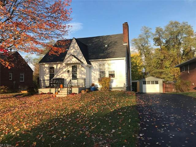 385 Rosemont Avenue, Steubenville, OH 43952 (MLS #4258005) :: Krch Realty