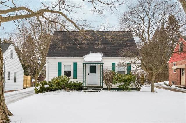 25325 Hall Drive, Westlake, OH 44145 (MLS #4258016) :: The Art of Real Estate