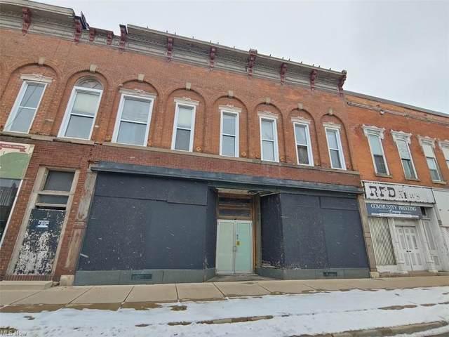127-129 E Main Street, Bellevue, OH 44811 (MLS #4258018) :: The Holden Agency