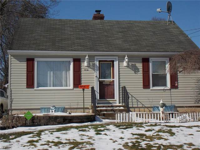 916 S Belle Vista Avenue, Youngstown, OH 44509 (MLS #4258030) :: Select Properties Realty