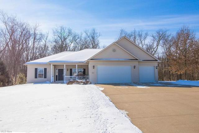 6107 Nist Circle NW, Canal Fulton, OH 44614 (MLS #4258044) :: RE/MAX Trends Realty