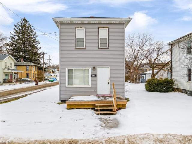 630 1st Street NW, Massillon, OH 44646 (MLS #4258053) :: Krch Realty