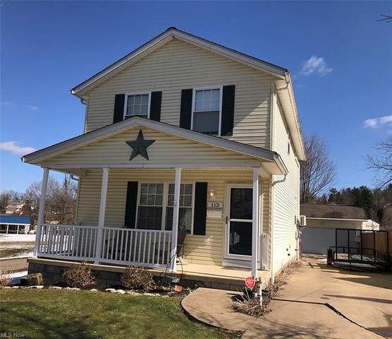 113 Richland Avenue, St. Clairsville, OH 43950 (MLS #4258127) :: RE/MAX Trends Realty