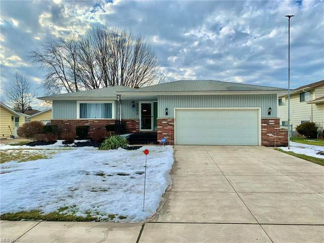 5252 Evelyn Drive, Garfield Heights, OH 44125 (MLS #4258165) :: RE/MAX Trends Realty