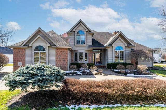301 Moccasin Trail, Girard, OH 44420 (MLS #4258178) :: The Holly Ritchie Team