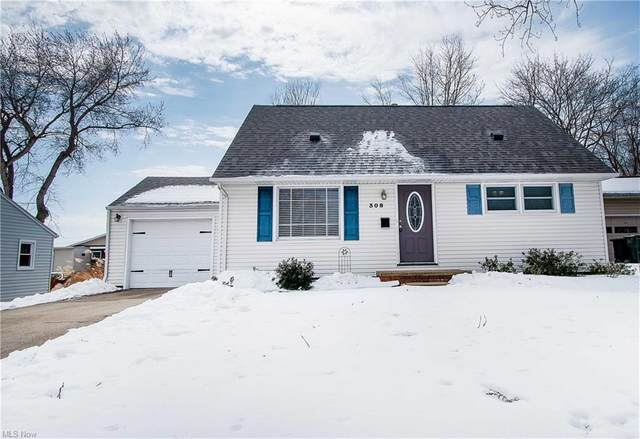 308 Rose Lane Street SE, North Canton, OH 44720 (MLS #4258193) :: RE/MAX Trends Realty