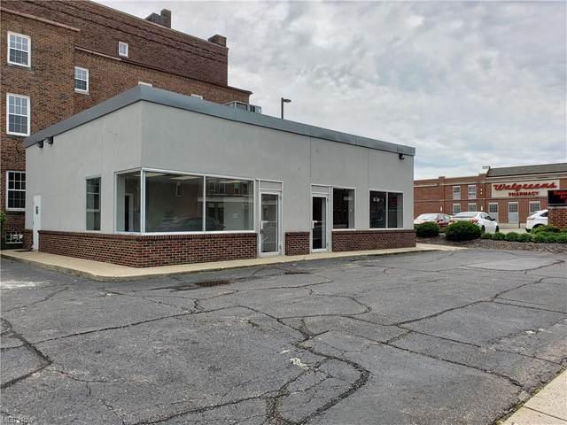 168 E Main Street, Ravenna, OH 44266 (MLS #4258262) :: The Holly Ritchie Team