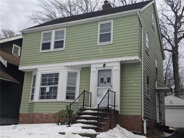 3840 Woodridge Road, Cleveland Heights, OH 44121 (MLS #4258324) :: RE/MAX Trends Realty