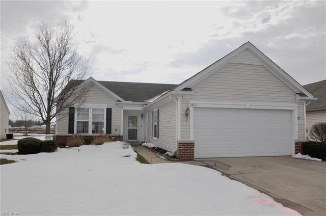 38367 Kingsbury Drive, North Ridgeville, OH 44039 (MLS #4258374) :: Keller Williams Legacy Group Realty