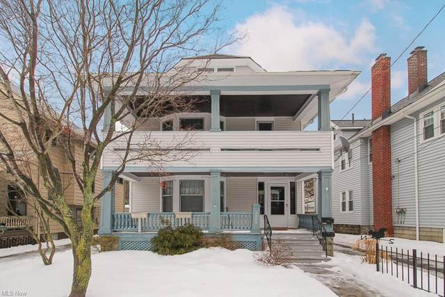 1303 Summit Avenue, Lakewood, OH 44107 (MLS #4258423) :: The Art of Real Estate