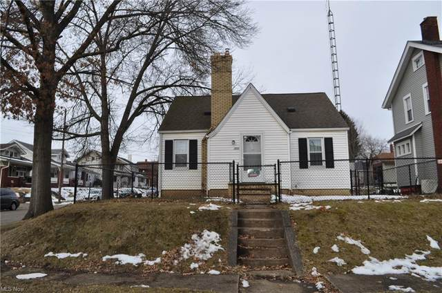 203 Claremont Avenue NW, Canton, OH 44708 (MLS #4258441) :: Krch Realty
