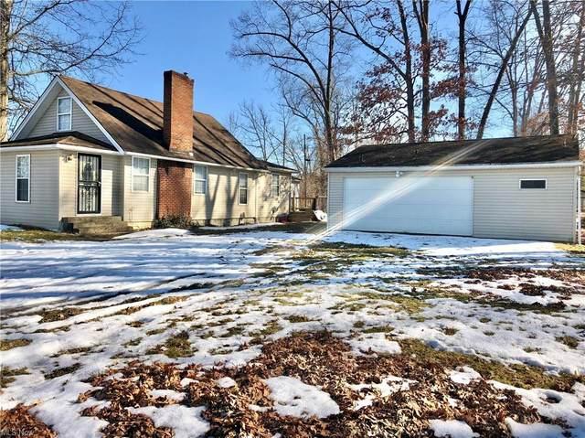 17621 Milton Avenue, Lake Milton, OH 44429 (MLS #4258461) :: The Holden Agency